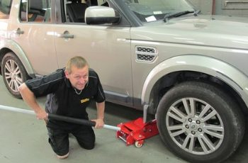 Tyre and Wheel Repair
