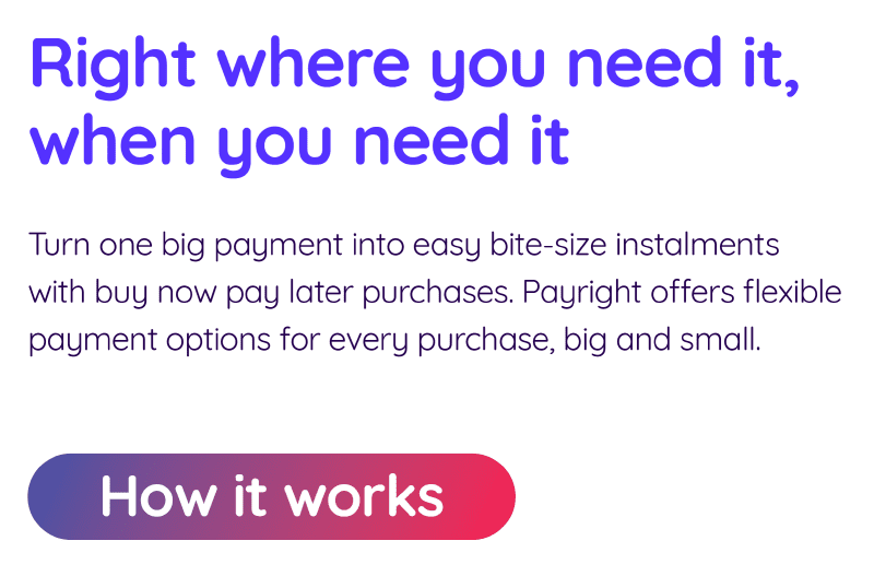 Payright Information 2